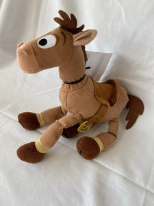 TOY STORY BullsEye Stuffed Animal