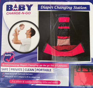 Baby Change N Go NEW IN BOX