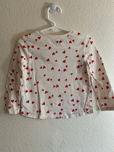 OLD NAVY Girl's Size 3T Long Sleeve T-Shirt