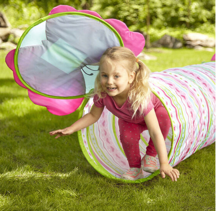 MELISSA & DOUG Cutie Pie Butterfly Tunnel NEW