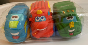 Tonka Chuck and Friends Set of 3