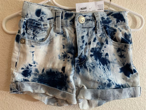 JORDACHE Girl's Size 3t Denim Shorts