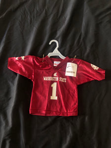 Washington State Jersey.  Size 18 months