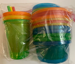 Take n Toss Cups and Bowls with Lids
