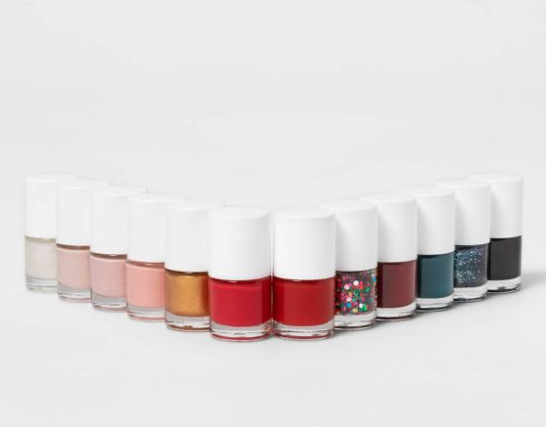 Nail Gift Set 12pc NEW