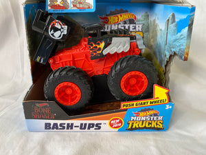 HOT WHEELS Monster Truck 1:24 Bone Shaker Age 3+ NEW