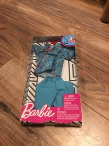 NIB. NURSING Scrubs Barbie Clothing Set