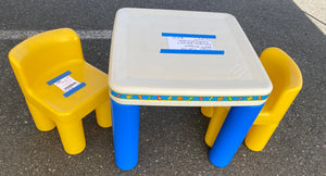 Little Tikes Table for 2