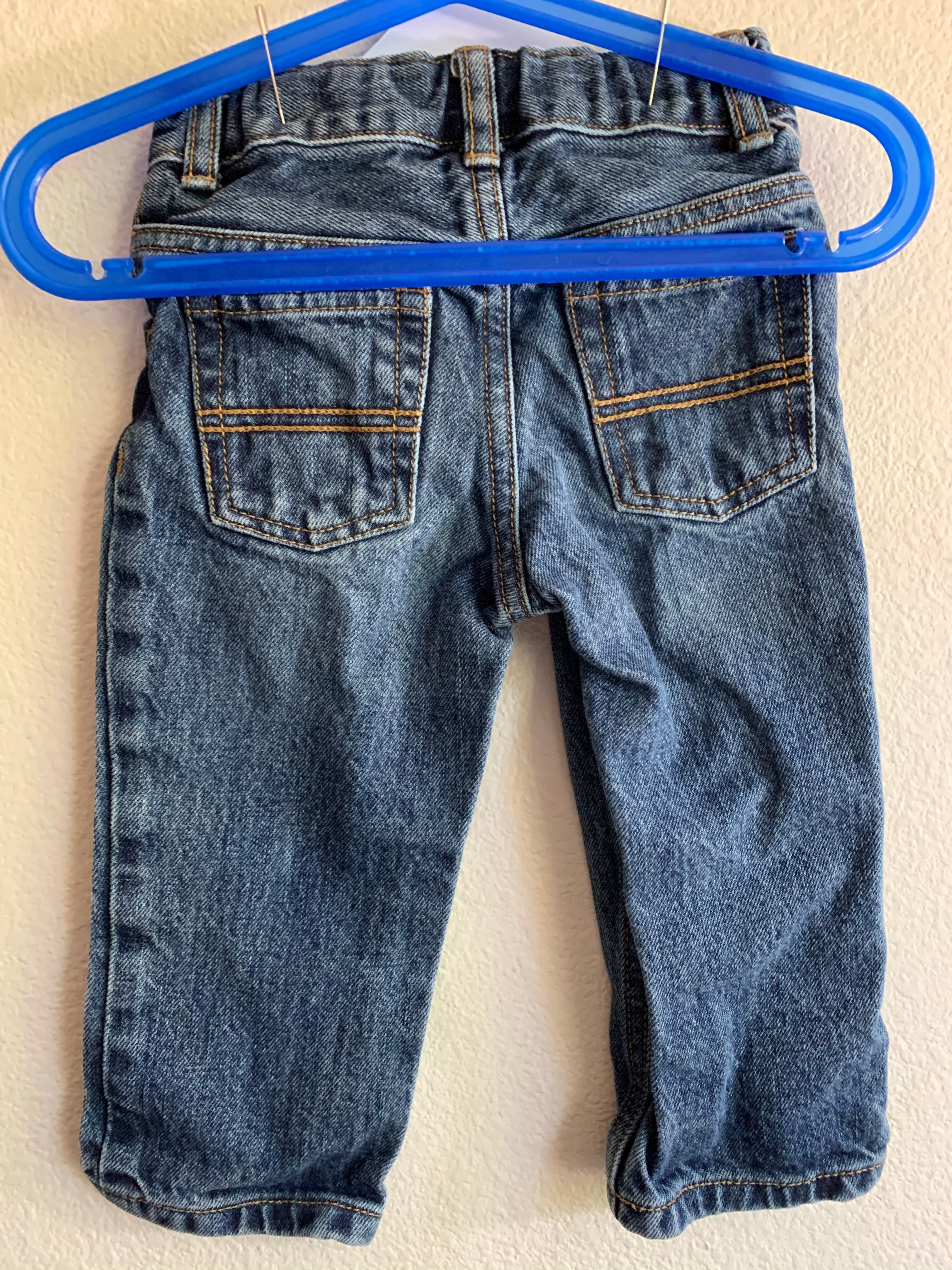 CARTER'S Boy's Size 18 Month Jeans