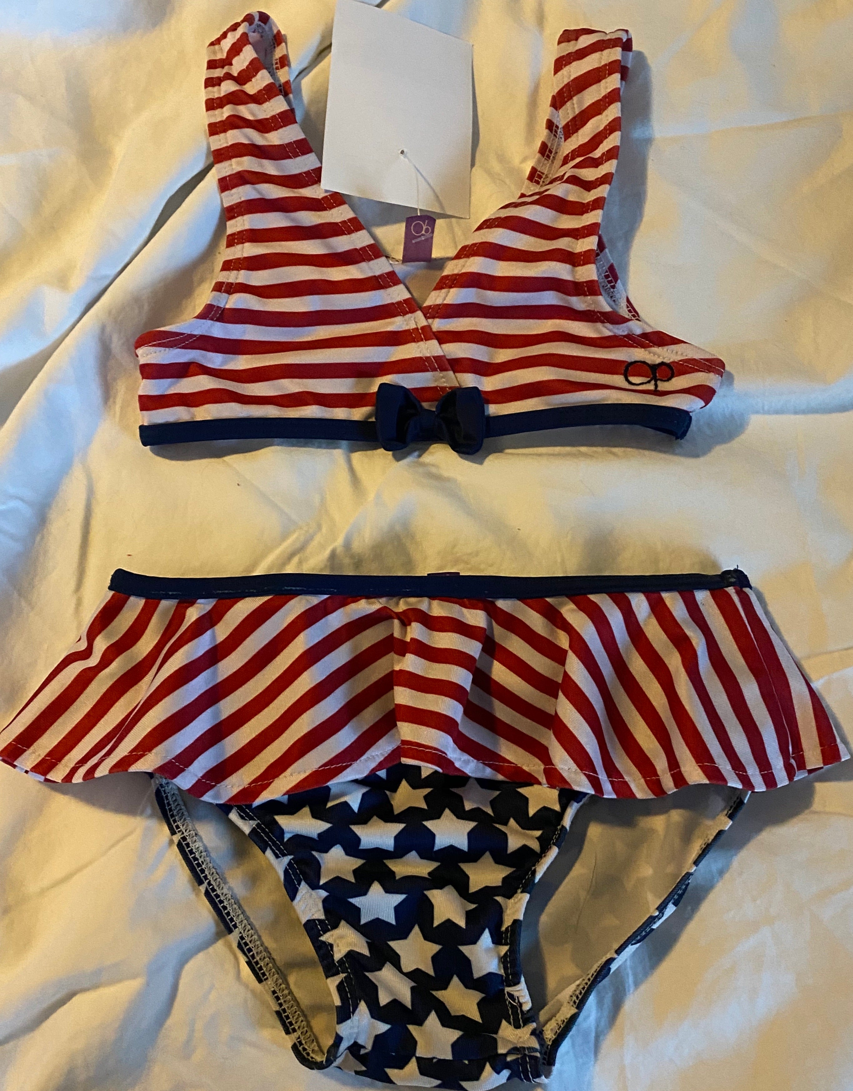 2 piece swimsuits, multiple, Size 5