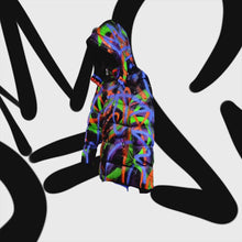 Load and play video in Gallery viewer, D'Snow 'O.G.B.' Limited Edition Women's Penguin Long Coat