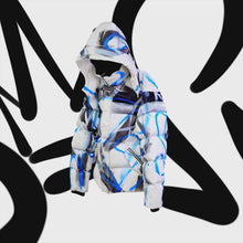 Load and play video in Gallery viewer, D'Snow 'Avalanche' Limited Edition Men's Bumnester 3/4 Coat