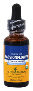 HERB PHARM PASSION FLOWER 1 OZ