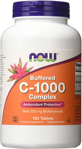 NOW C-1000 COMP 180 TABLETS