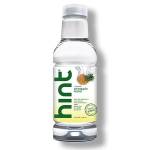 HINT WATER, UNSWEETENED PINEAPPLE