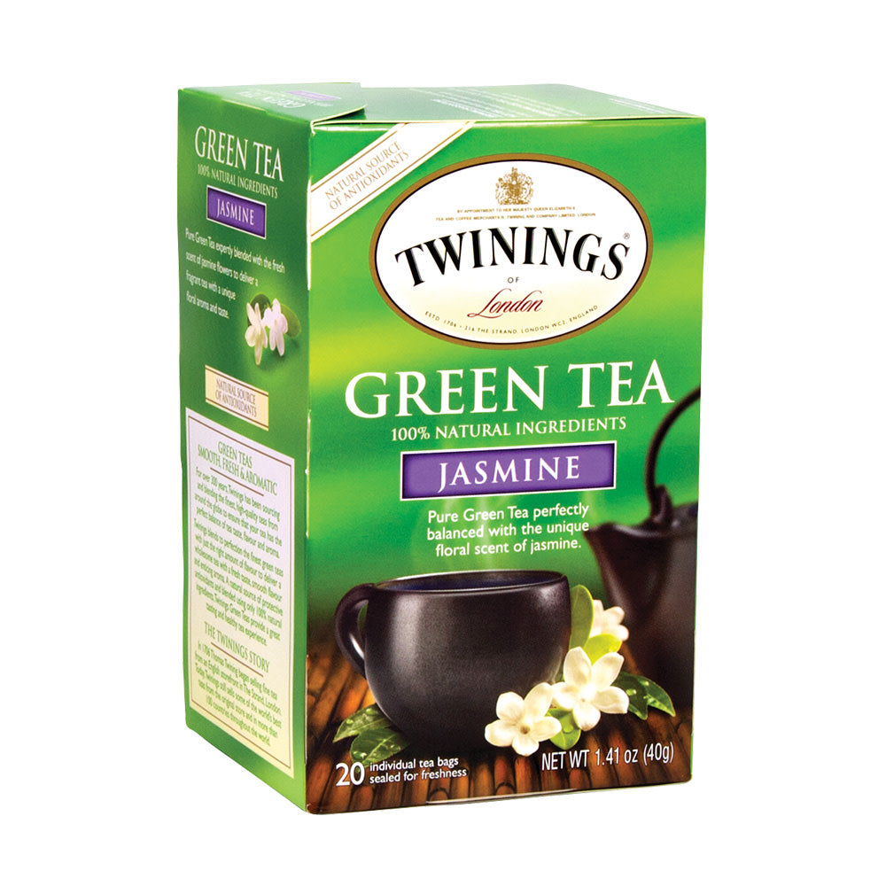 TWININGS GREEN TEA JASMINE 20bag