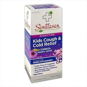 SIMILASAN KIDS KIDS COUGH & COLD RELIEF 4 FZ