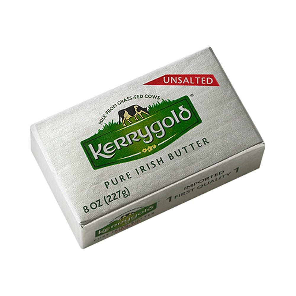KERRY GOLD UNSALTED BUTTER 8 OZ