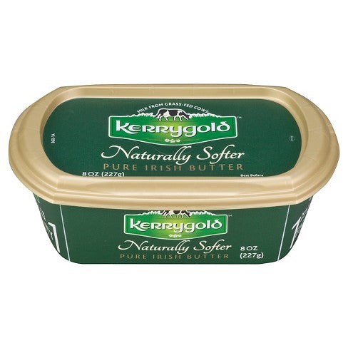 KERRYGOLD  SOFTER BUTTER TUB 8OZ