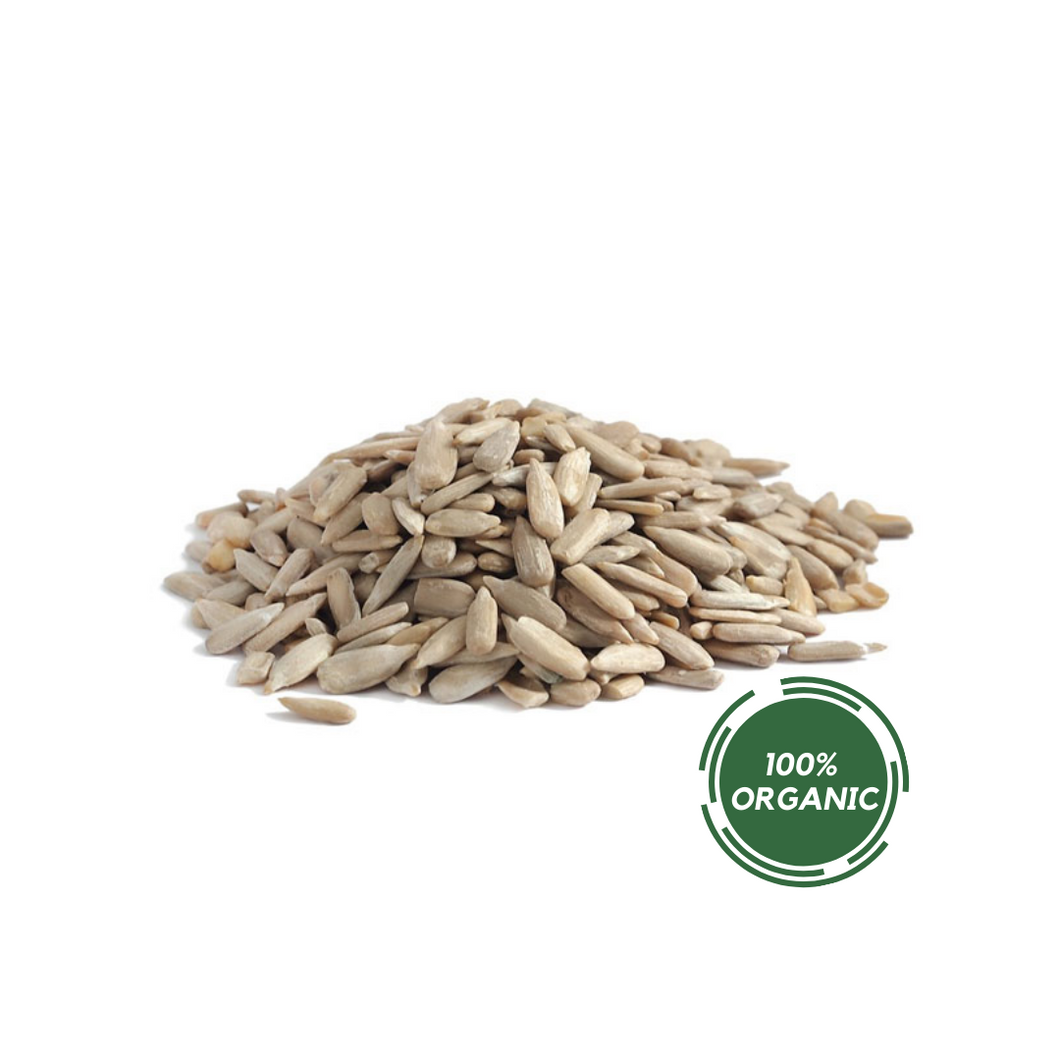 ORGANIC RAW SUNFLOWER SEEDS (SUNNIES) 8 oz DELI