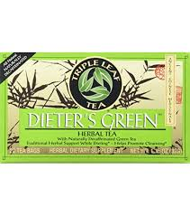TRIPLE LEAF, DIETERS GREEN TEA 20 BAG