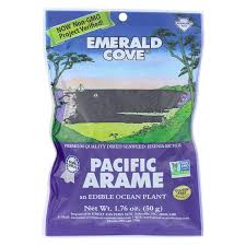 EMERALD COVE SEA VEGETABLES, PACIFIC ARAME, S-D 1.76 OZ