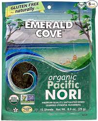 EMERALD COVE ORGANIC PACIFIC NORI 9 OZ