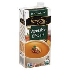 Imagine Soup Vegetable Broth 32 FZ