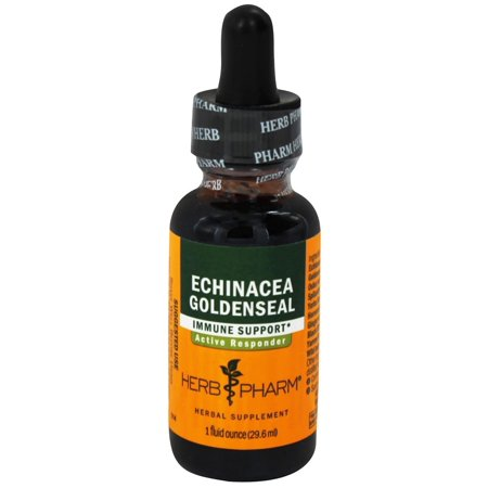 HERB PHARM ECHINACEA-GOLDENSEAL COMPOUND 1 oz