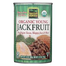 NATIVE FOREST ORGANIC YOUNG JACKFRUIT  14 OZ