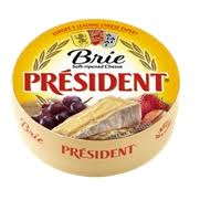 PRESIDENT BRIE CHEESE 8OZ