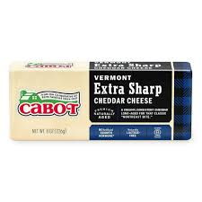 CABOT  EXTRA SHARP CHEDDAR CHEESE BAR 8oz