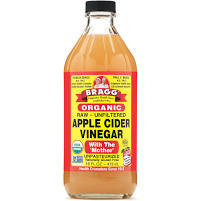 BRAGG'S APPLE CIDER ORGANIC RAW VINEGAR, 32OZ
