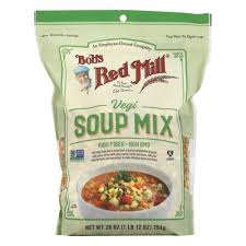 BOB'S RED MILL VEGI SOUP MIX 28oz