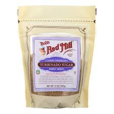 BOB'S RED MILL TURBINADO SUGAR 14oz