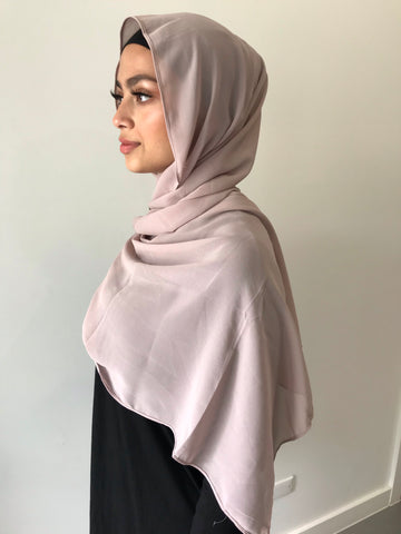 Sand Chiffon Shawl - Phyre Wear Clothing Fashion Modest Sydney Australia Hijab