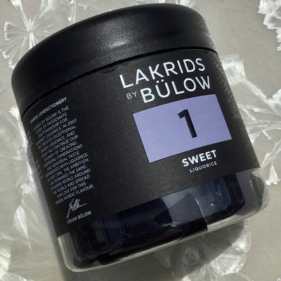 "Lakrids by Bülow ""1"" Sweet"