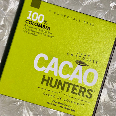 Cacao Hunters 100% Columbia
