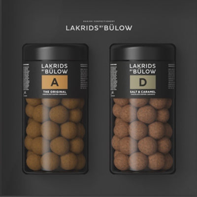 "Lakrids by Bülow Black Box ""A/D"""