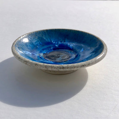 Small Bowl With Beach Sand #i076