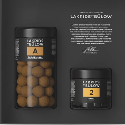 "Lakrids by Bülow Black Box ""A/2"""
