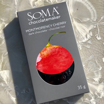 Soma Montmorency Cherry Bar