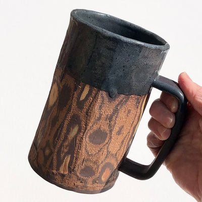 Jason Holley Tall Marbled Mug #m300