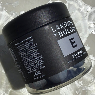 "Lakrids by Bülow ""E"" Salmiak"