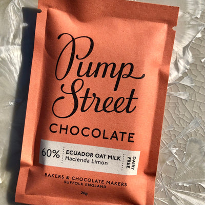 Pump Street Oat Milk Mini Bar
