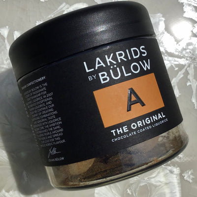 "Lakrids by Bülow ""A"" The Original"