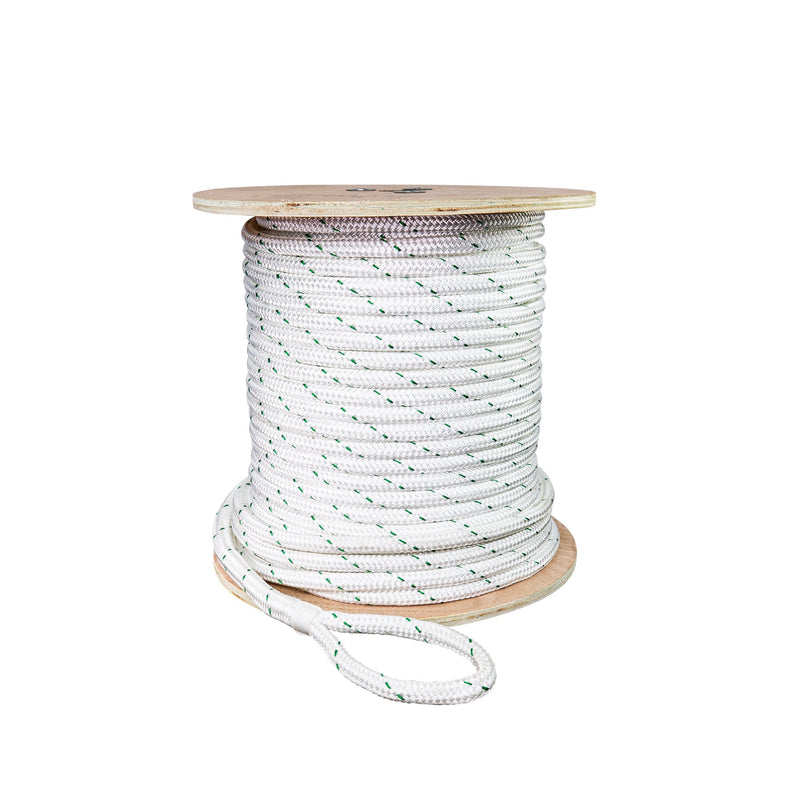 Double Braid Polyester Composite Pulling Rope