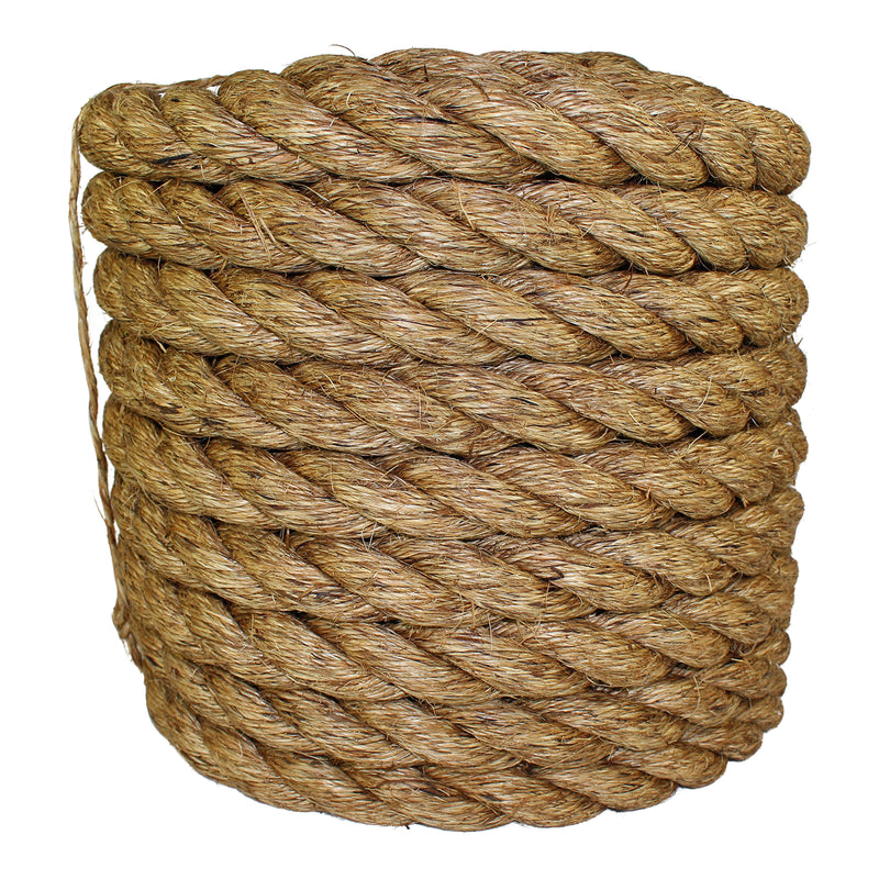 Twisted Manila Rope