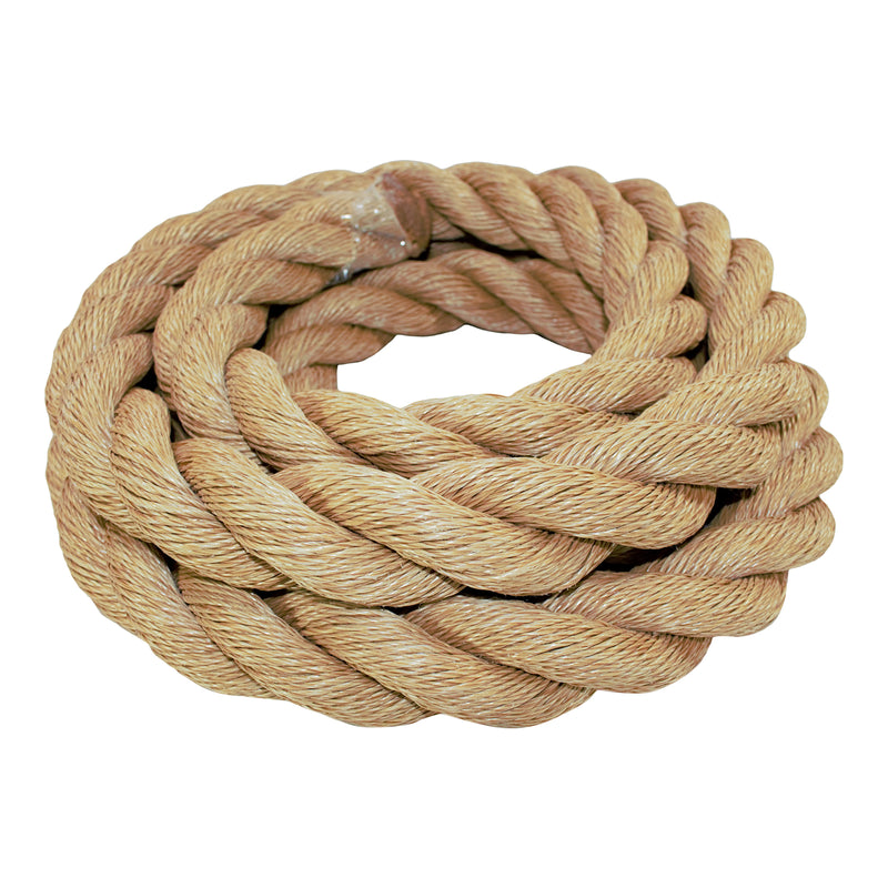 Twisted UnManila Rope