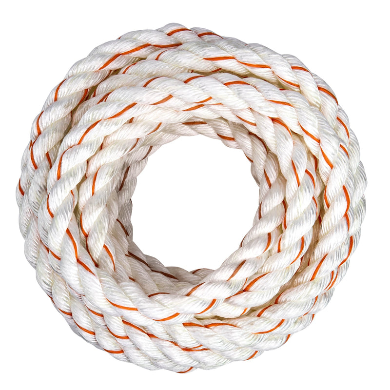 Twisted Composite Rope